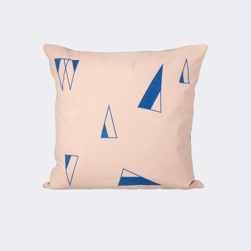 Cone Cushion from Ferm Living and Alyson Fox