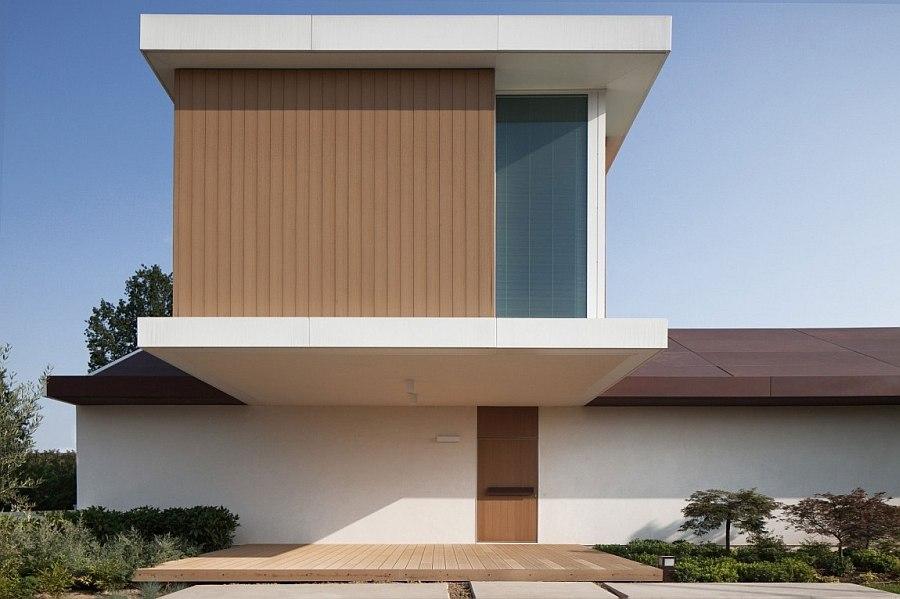 Contemporary LA Modern Home in Lodi, Italy
