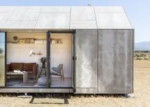 Cool cement prefab home