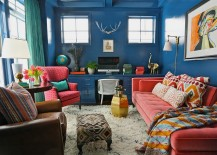 Cozy-home-office-with-bold-use-of-colors-and-vintage-pieces-217x155