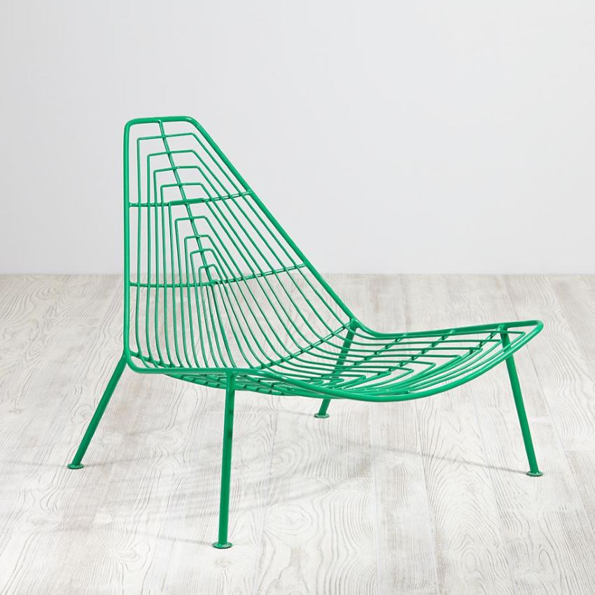 Domino Lounge Chair from The Land of Nod