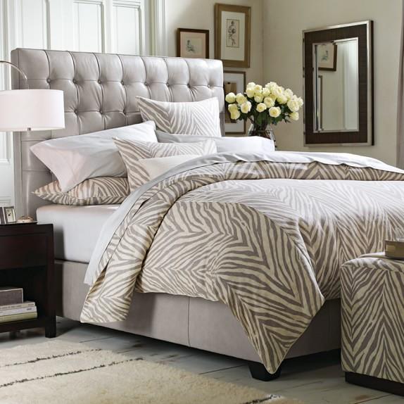 Fairfax Tall Bed & Headboard