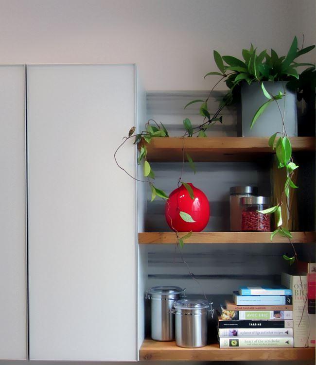 Foodie kitchen details