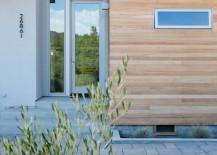 Front door design - Prefab Method Homes