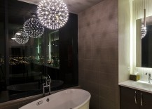 Give your bathroom some LED magic