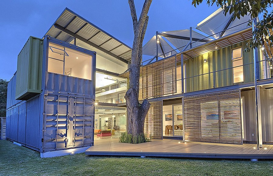 Gorgeous Casa Incubo in Costa Rica Spacious Shipping Container Home Exudes Stylish Sustainability