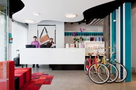 Pantone Hotel: Add Radiant Color to Your Stay in Brussels!