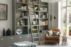 Modern Built In Bookshelves inspiring built-in bookshelves for more functional storage
