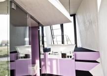Hypercubus - prefab hotel decor