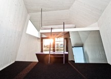 Hypercubus - prefab interior design