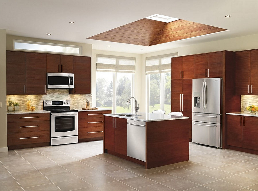 Innovative finish around the skylight elevates its appeal [From: Samsung]