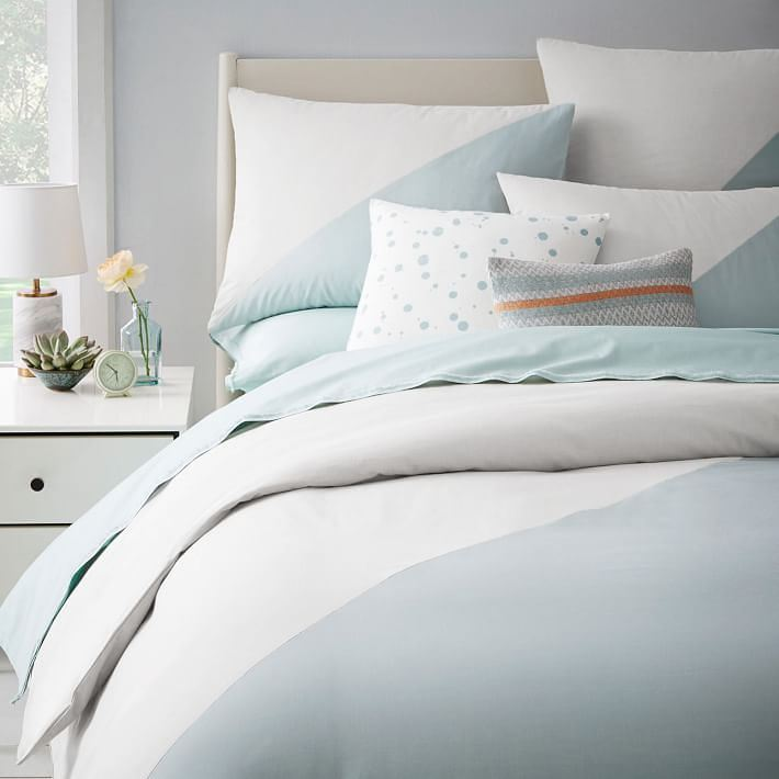 Kate Spade bedding from West Elm