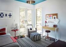Kids bedroom in prefab house - Breezehouse