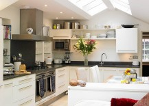 Kitchen-with-vaulted-ceiling-seems-like-the-perfect-place-for-skylights-217x155