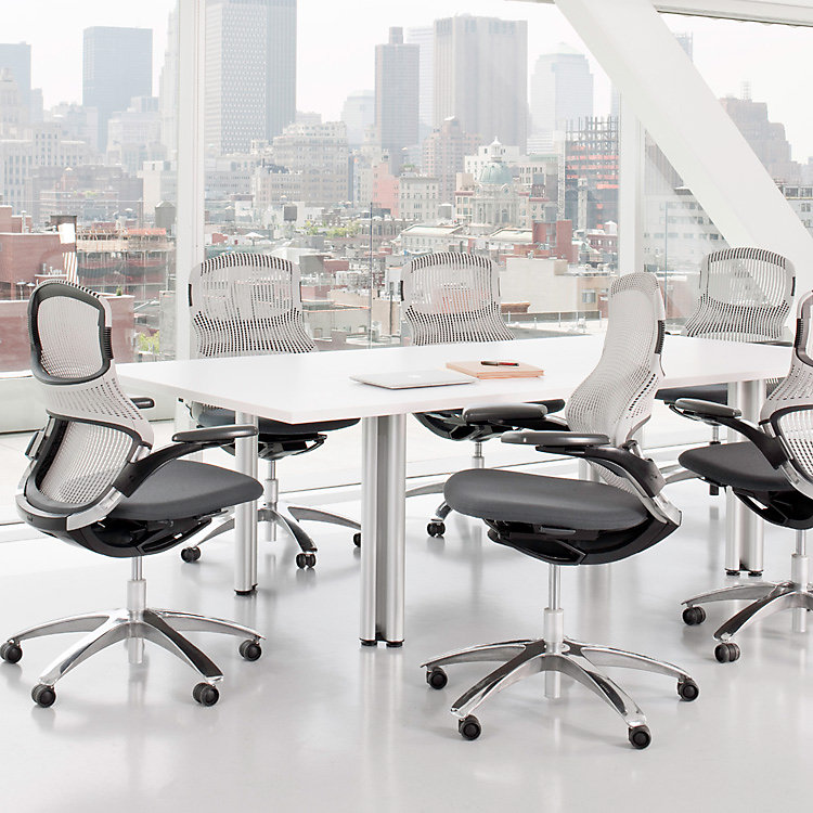 Knoll Generation Swivel Chairs
