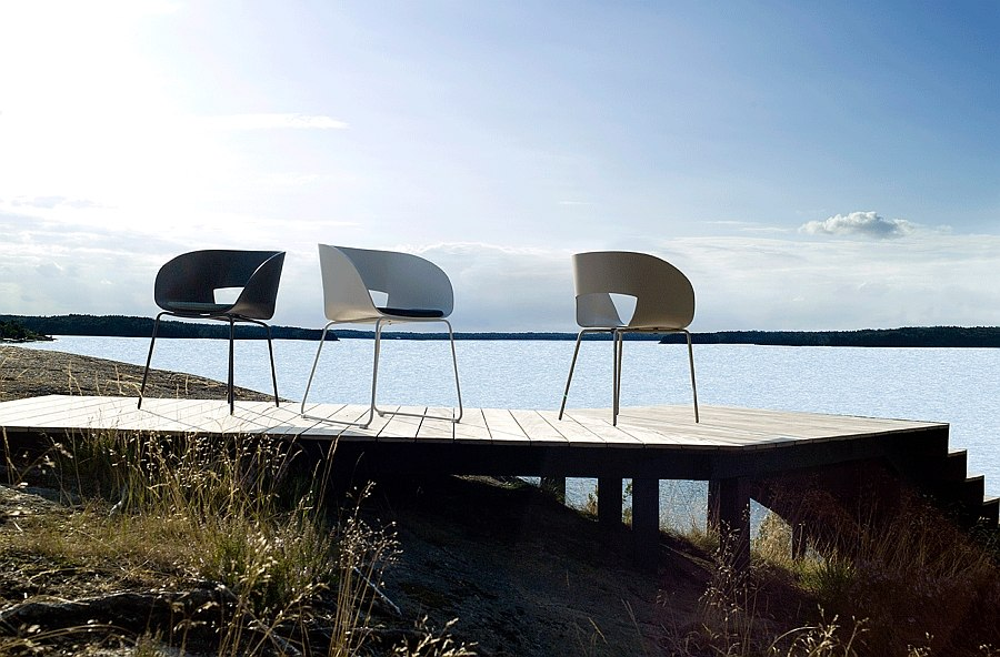 Latest Vintage Collection of outdoor chairs from Tribu