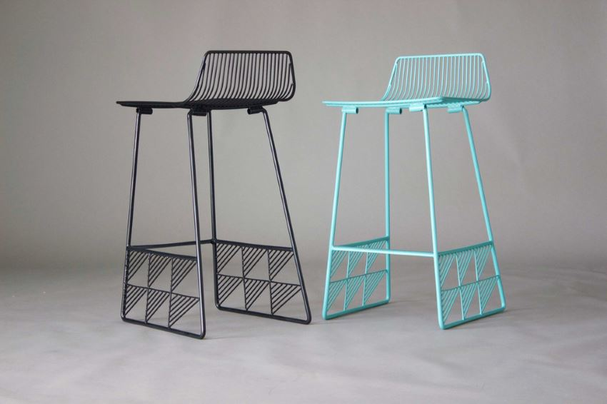 Low Back Counter Stools from Bend Goods
