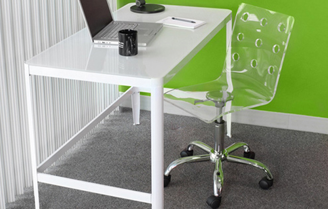 LumiSource Swiss Chair