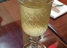 Mason Jar Goblet