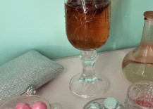 Mason Jar Wine Glass Tutorial