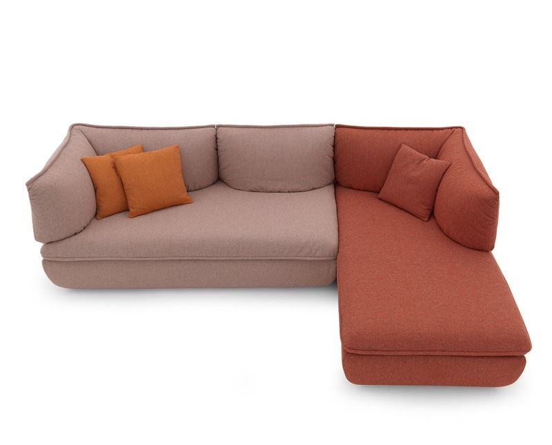 Mimic modular sofa from Suite NY