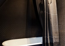 Monochrome-bathroom-combines-the-modern-and-the-vintage-217x155