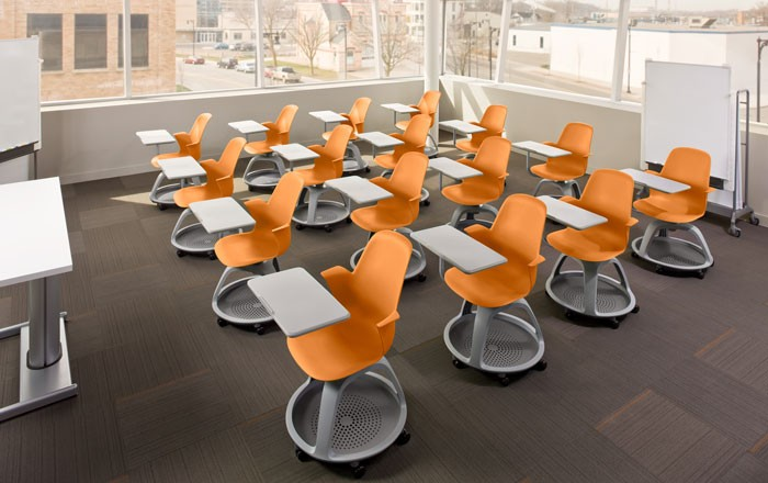 Node Chair in Classroom