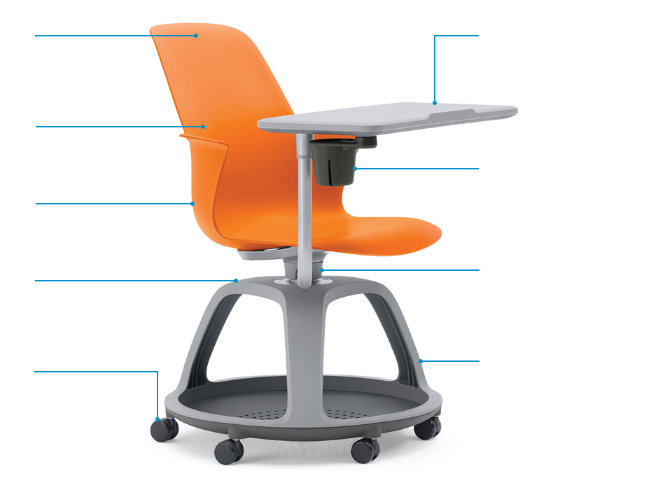Node School Chair