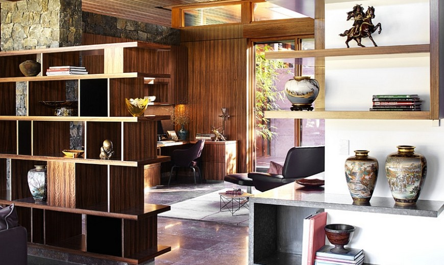 10 Creative Home Offices with an Asian Influence