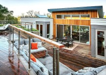 Outdoor terrace - Breezehouse