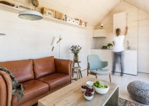 Prefabricated concrete house - design
