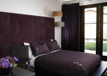 Purple-velvet-brings-an-air-of-luxury-to-the-small-bedroom-217x155