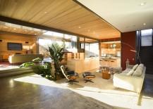 Ray Kappe custom prefabricated home in Santa Monica