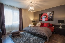polished passion 19 dashing bedrooms in red and gray bedrooms in reading bathrooms in hedge end