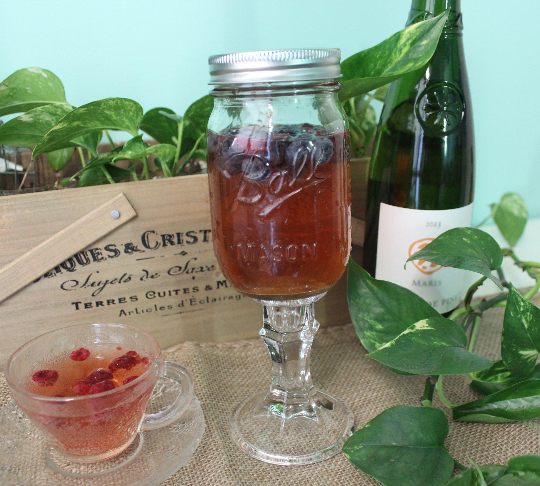 Redneck Wine Glass DIY