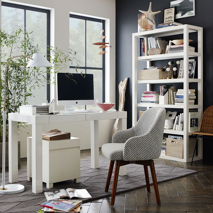view in gallery saddle office chair from west elm