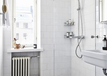 Scandinavian-bathroom-design-with-hexagonal-floor-tiles-217x155