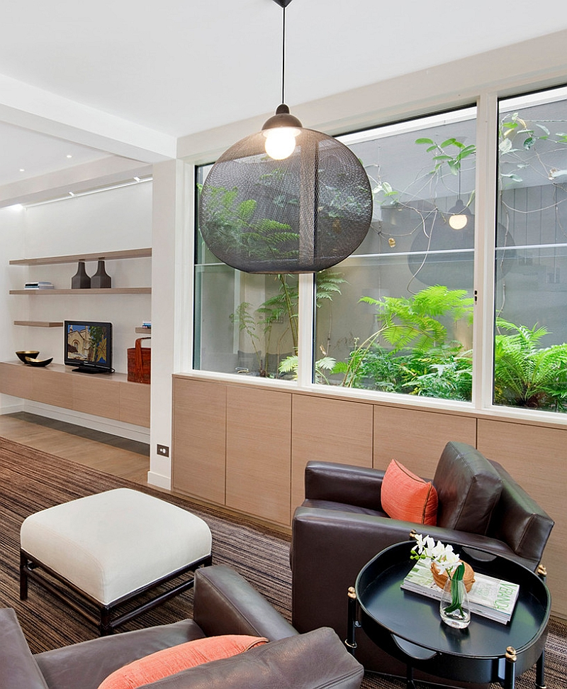 View in gallery Shape a lovely reading nook using the Non Random Light [Design Pavillion Road] & 20 Pendant Light Inspirations to Enliven your Home