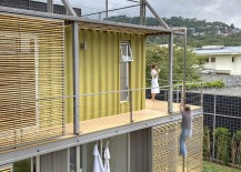 Shipping container home brings together creative design and sustainability