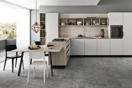 11 Inspired Contemporary Kitchens with Compositional Freedom