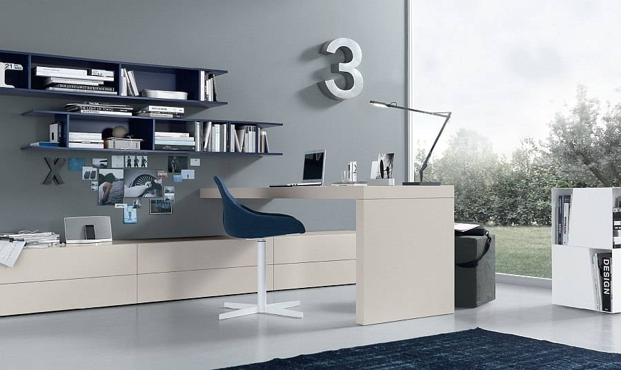 Stage units bring compositional freedom to the modern home
