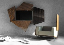 Stylish Boxetti wall TV stand steals the show in any room it adorns 217x155 BOXETTI / MO: Scintillating Decor Transforms Your Home with Dynamic Cubism!