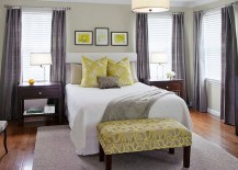Stylish-bench-at-the-foot-of-the-bed-in-yellow-217x155