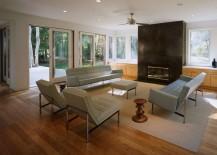 Swingline Interior of Home
