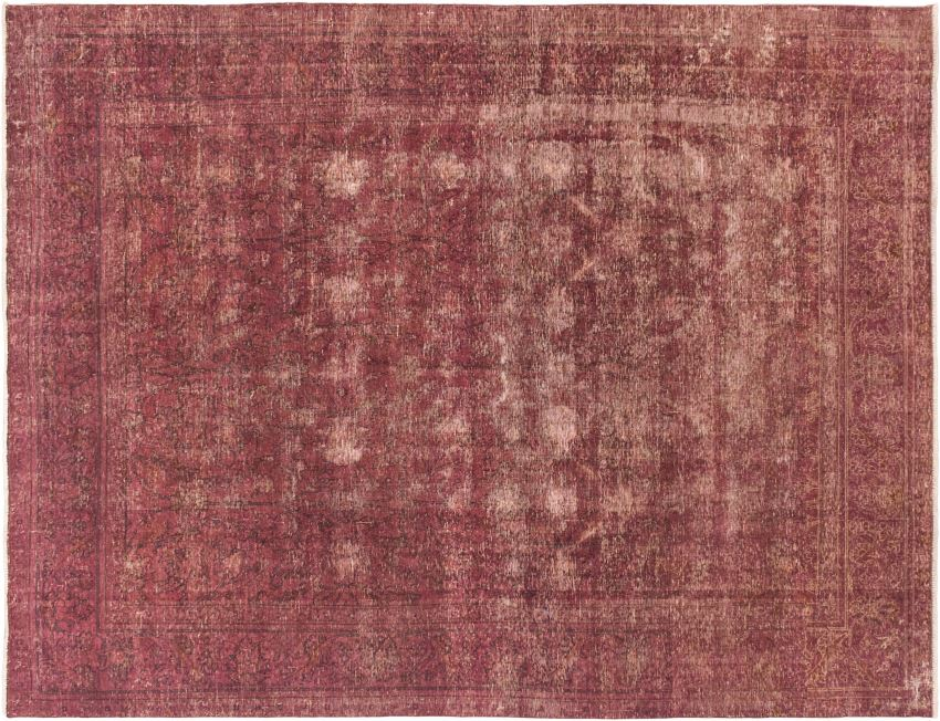 Turkish rug in Marsala red from Lavender Rugs