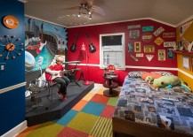 Turn the kids' bedroom into an inspirational stage!