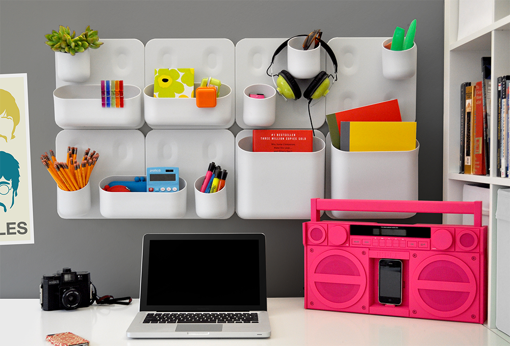 Make work slightly more bearable with these fun cubicle for How to decorate office desk