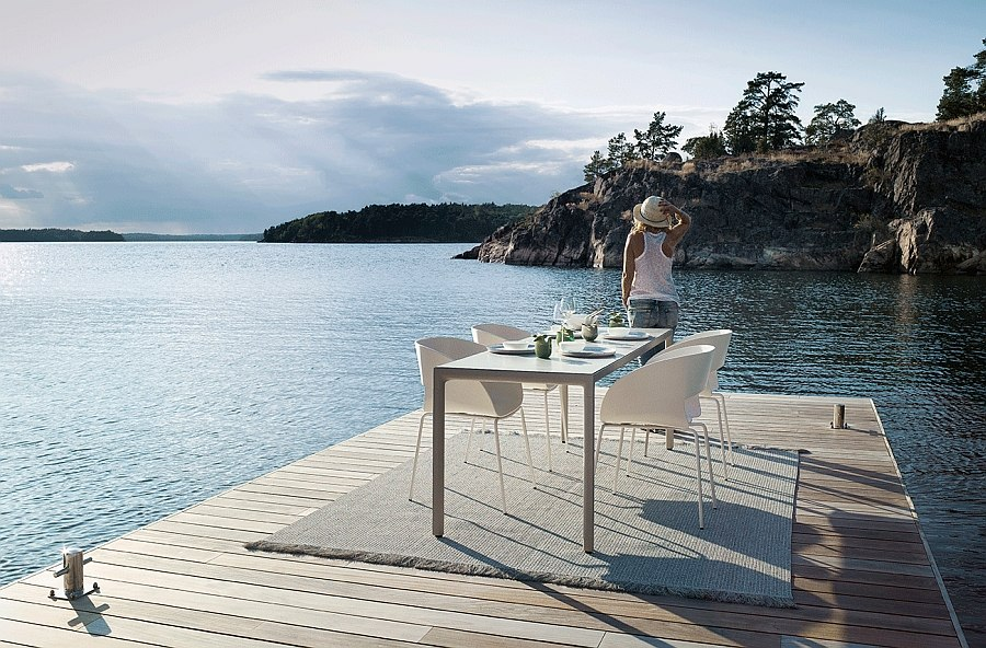 Urbane Outdoor Decor Collections Inspired by Scandinavian Minimalism