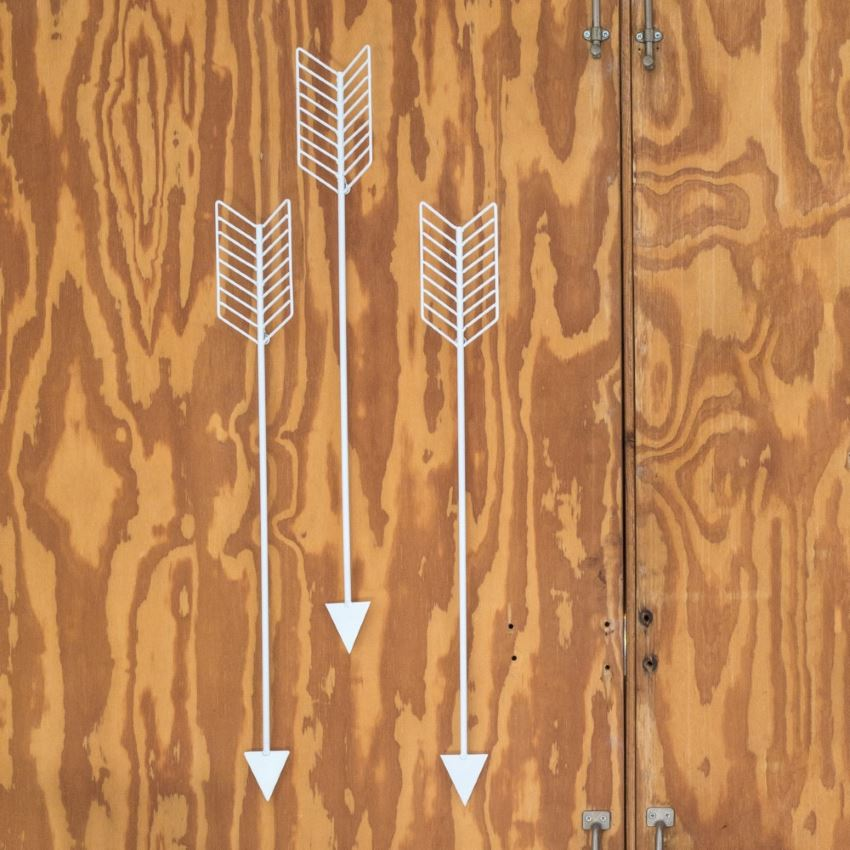 Wall Arrows from Bend Goods