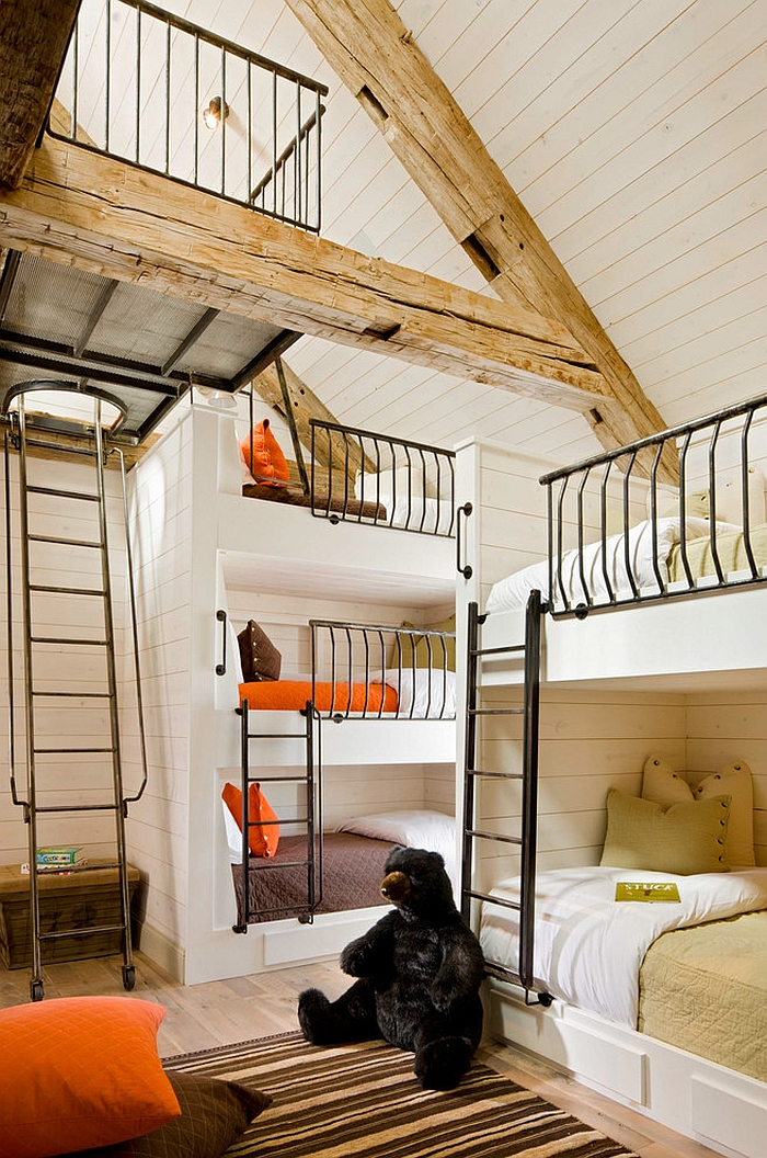 Decoist Bunk Beds 50 Modern Bunk Bed Ideas For Small Bedrooms 50